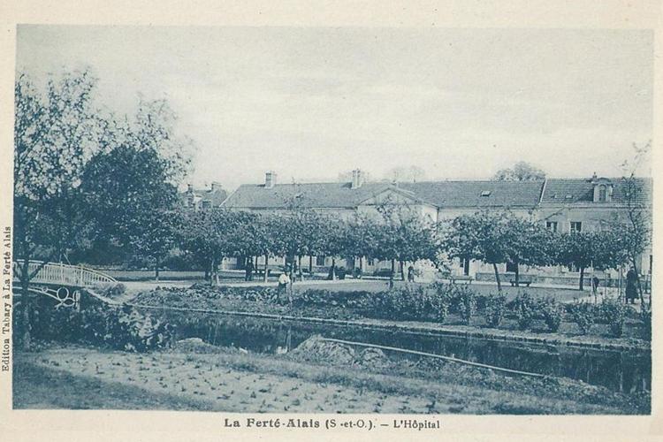 L'Hôpital de La Ferté Alais